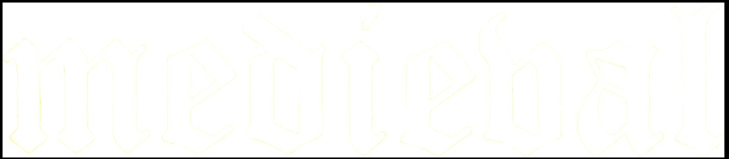 Medieval - Logo