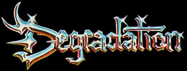 Degradation - Logo