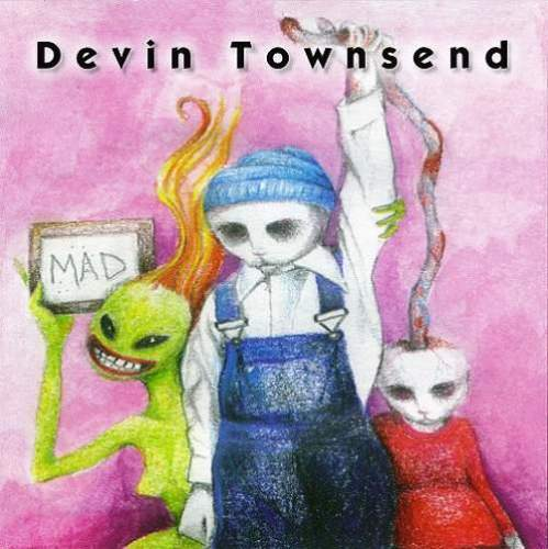 Devin Townsend - Ass-Sordid Demos (1990-1996)