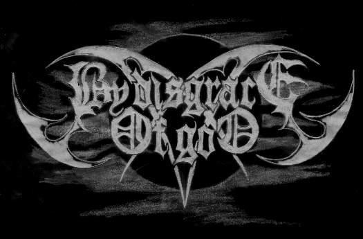 By Disgrace of God - Logo