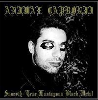 Animae Capronii - Saaroth - True Muntagnunn Black Metal