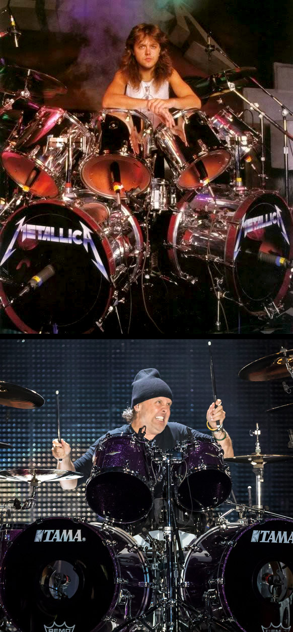 Lars Ulrich Encyclopaedia Metallum The Metal Archives
