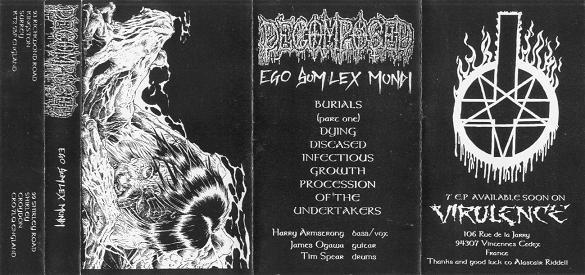 Decomposed - Ego Sum Lex Mundi