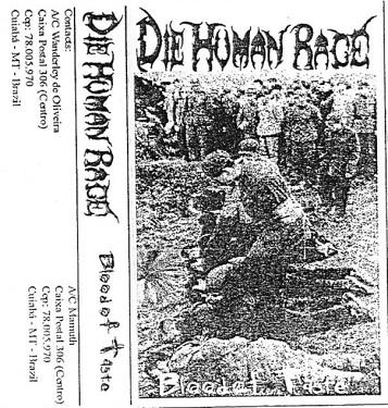 Die Human Race - Blood of Taste