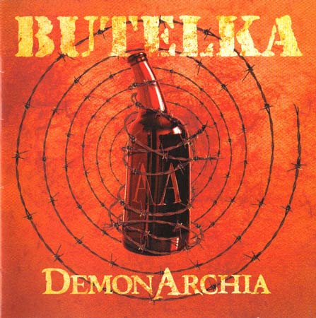 Butelka - DemonArchia