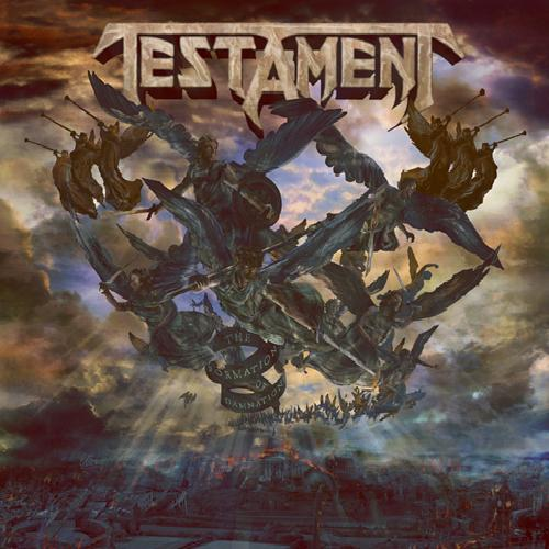 Testament — The Formation Of Damnation (2008)