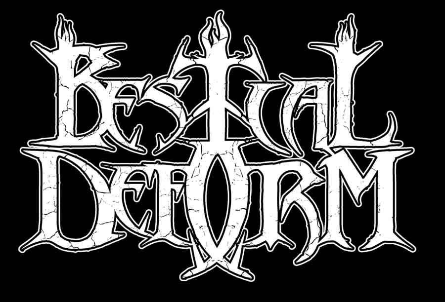 Bestial Deform - Logo