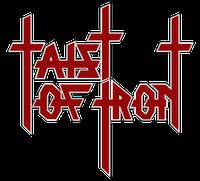 Taist of Iron - Logo