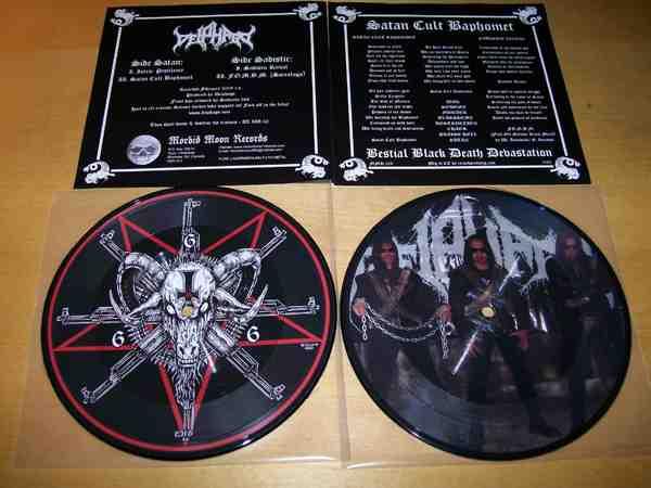 Deiphago - Satan Cult Baphomet