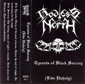 Godless North - Tyrants of Black Sorcery (Live Unholy)