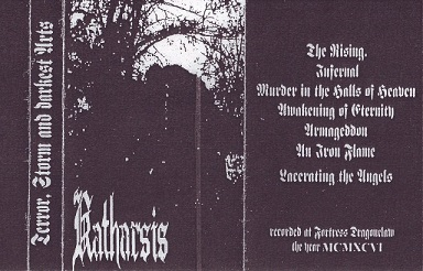 Katharsis - Terror, Storm and Darkest Arts