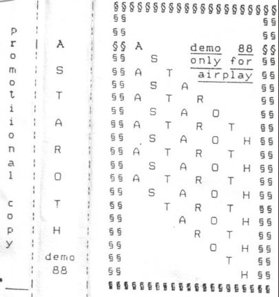 Astaroth - Demo USA '88
