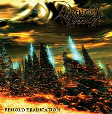 Infinitum - Behold Eradication
