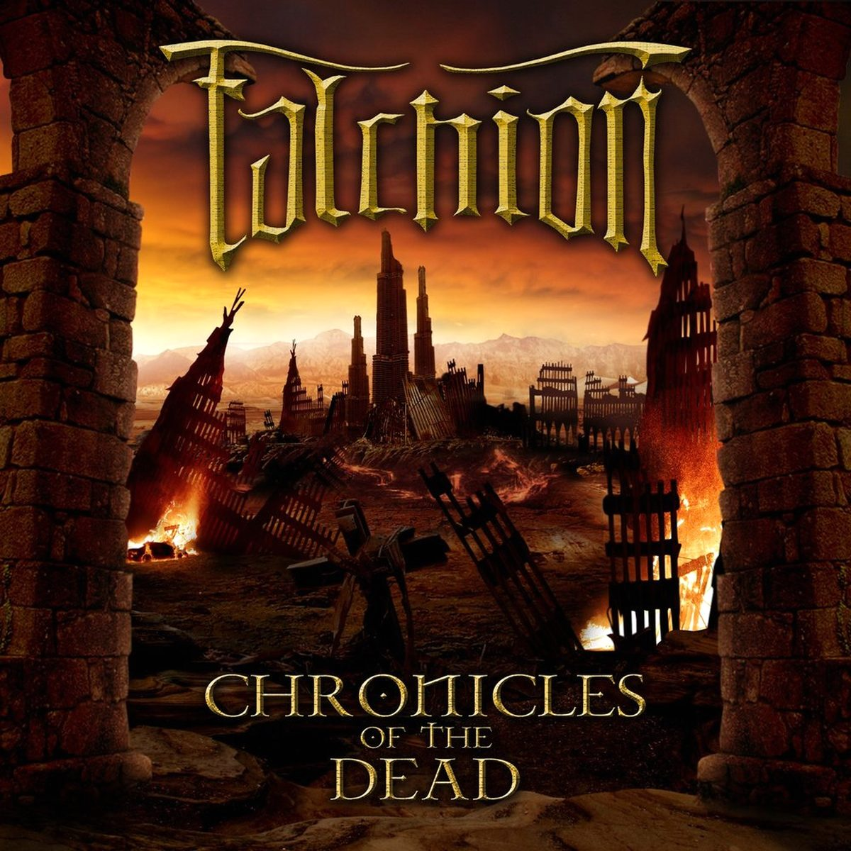 Falchion - Chronicles of the Dead