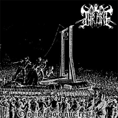 Old Throne - O ódio é só o que resta