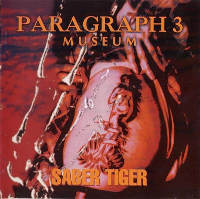 Saber Tiger - Paragraph 3 - Museum