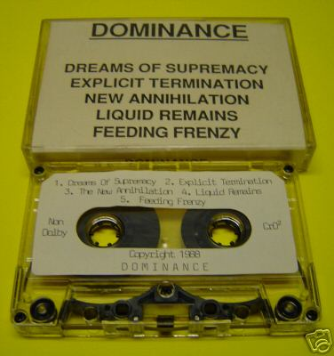 Dominance - Demo 1988