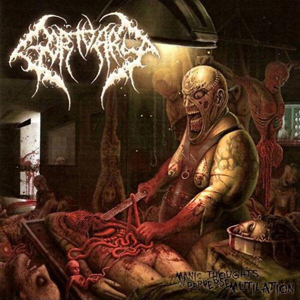 Gortuary - Manic Thoughts of Perverse Mutilation