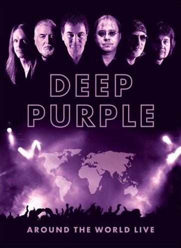 Deep Purple - Around the World Live