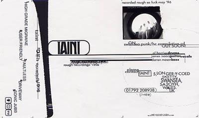 Taint - Rough Recordings 1996