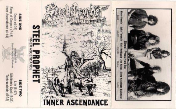 Steel Prophet - Inner Ascendance