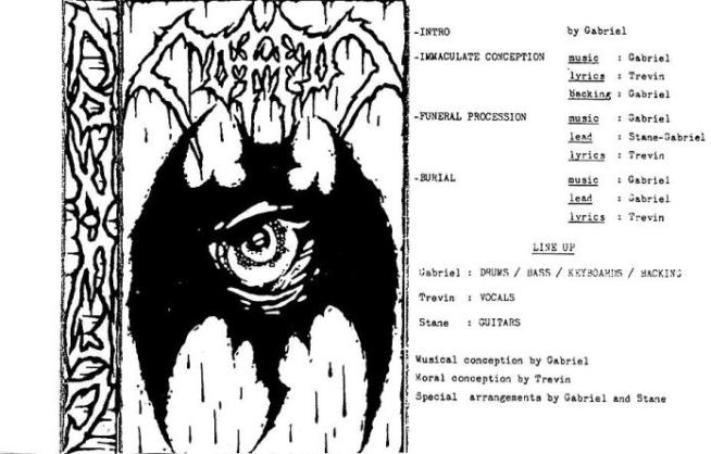 Coffin - Demo 1991