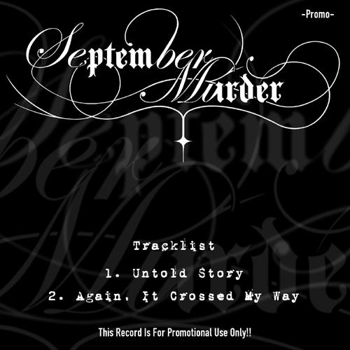 September Murder - Promo