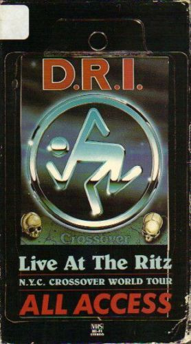 D.R.I. - Live at the Ritz