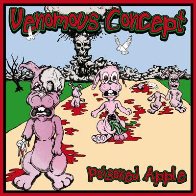 Venomous Concept - Poisoned Apple