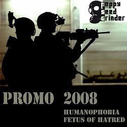 Poppy Seed Grinder - Promo 2008