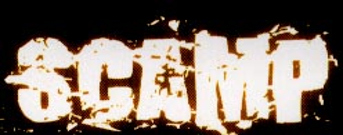 Scamp - Logo