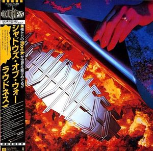 Loudness - Shadows Of War / Lightning Strikes (1986)
