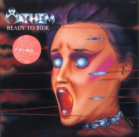 Anthem - Ready to Ride