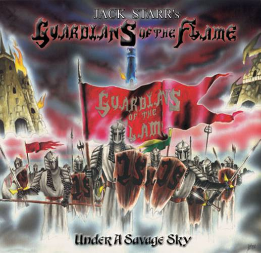 Guardians of the Flame - Under a Savage Sky