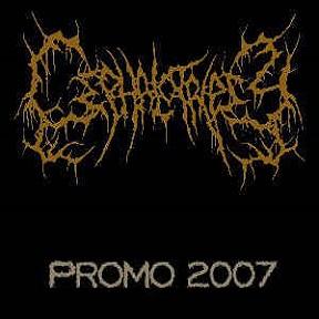 Cephalotripsy - Promo 2007 / Promo 2008