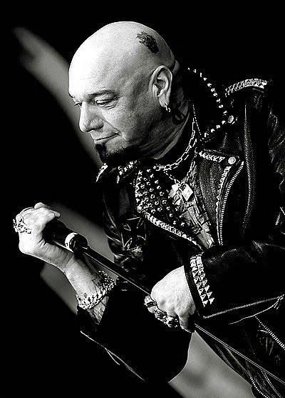 Paul Di'Anno - Photo