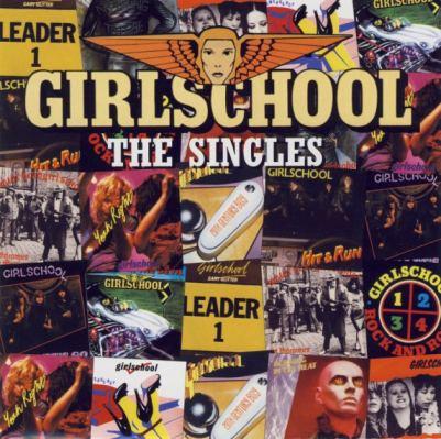 Girlschool - The Singles