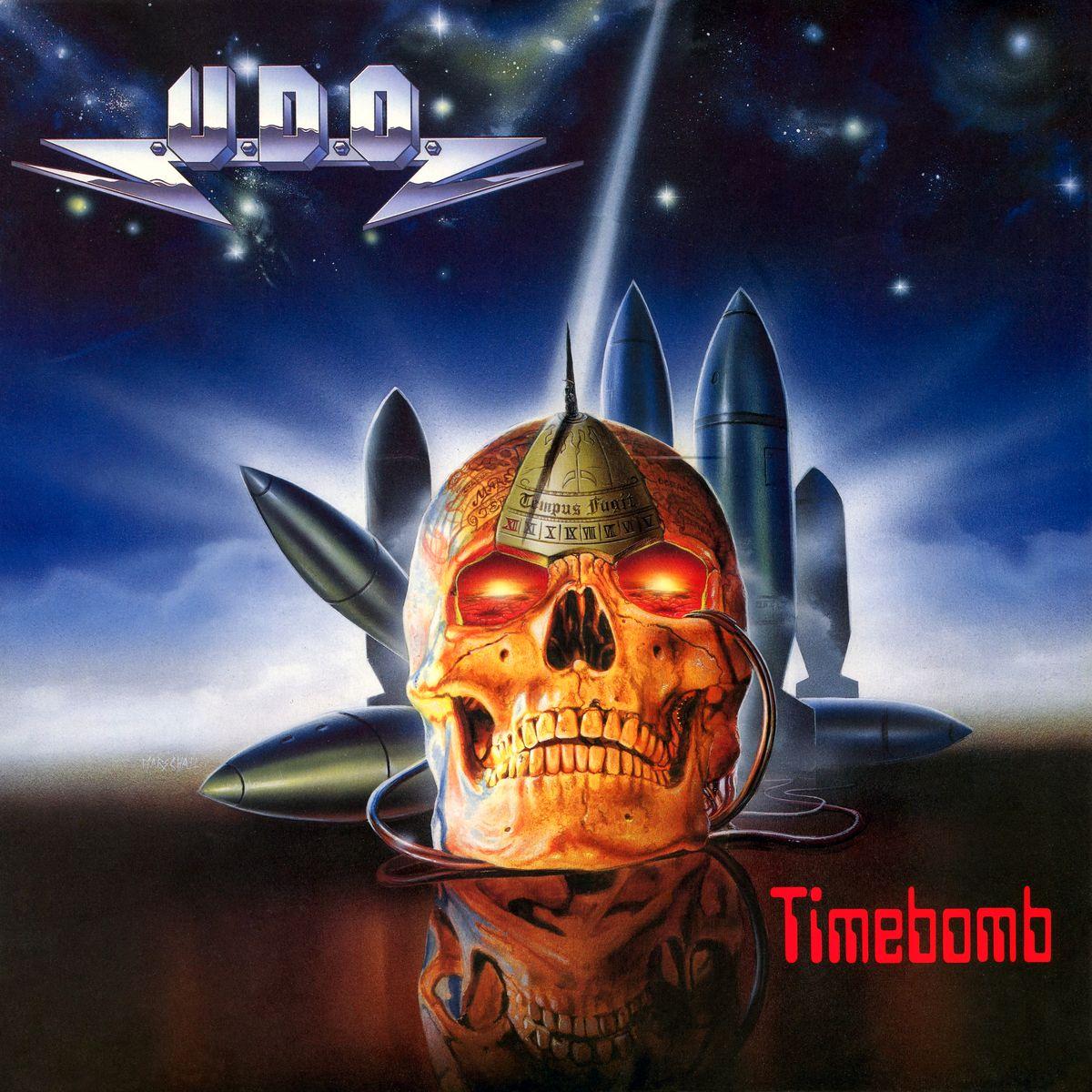 U.D.O. — Timebomb (1991)