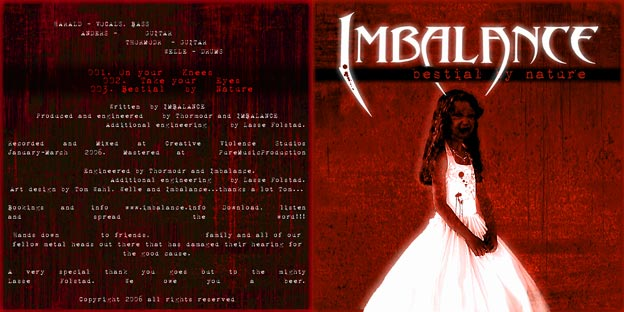 Imbalance - Bestial by  Nature