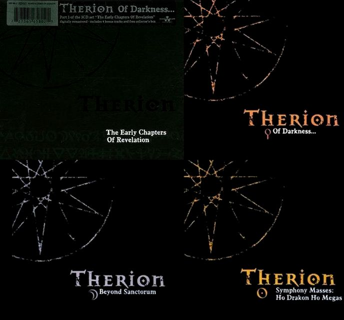 Therion - The Early Chapters of Revelation