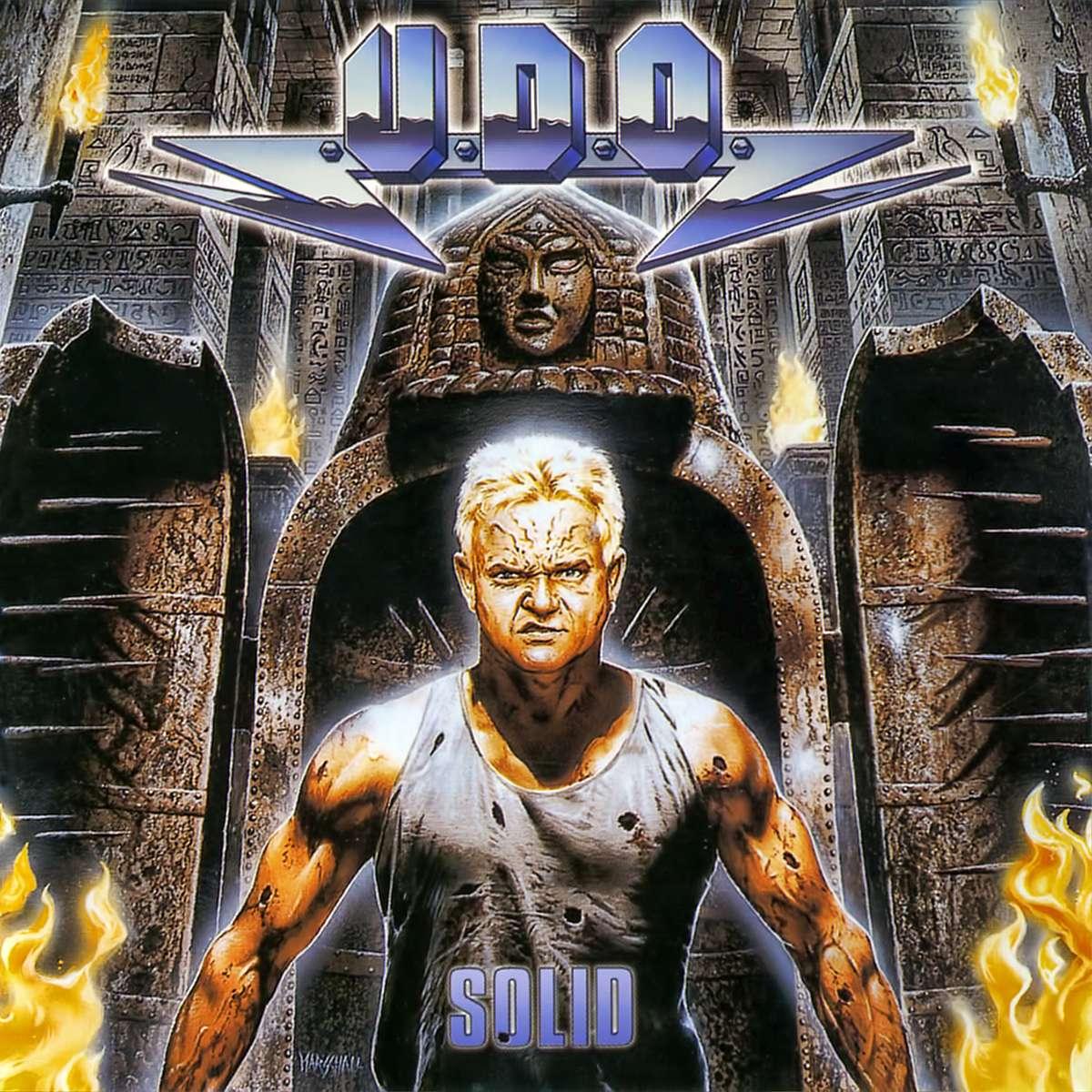 U.D.O. — Solid (1997)