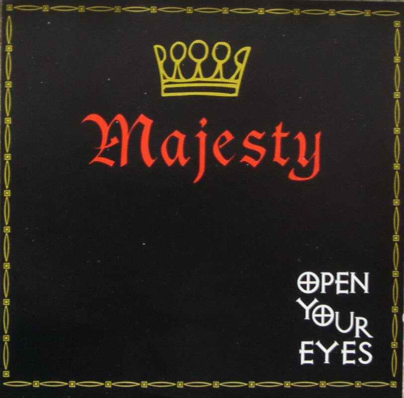 Majesty - Open Your Eyes