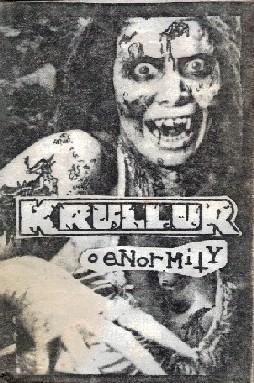 Krullur - Enormity