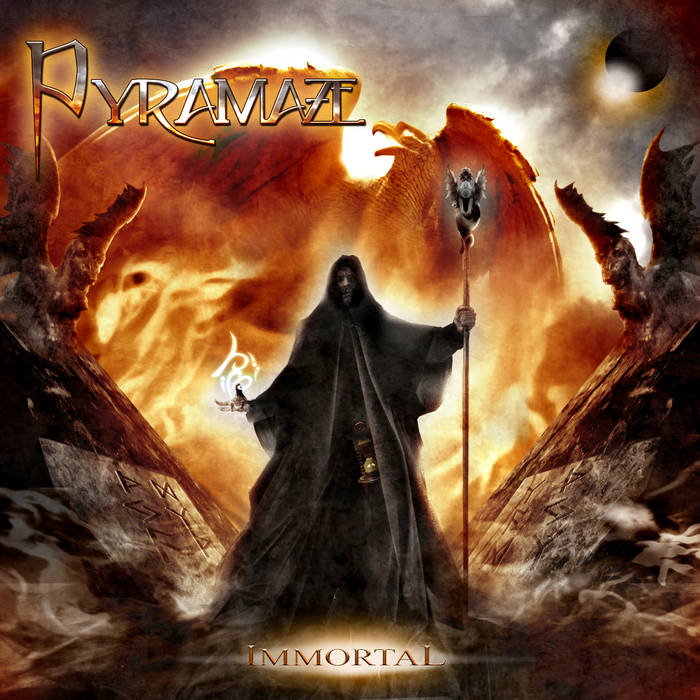 Pyramaze - Immortal