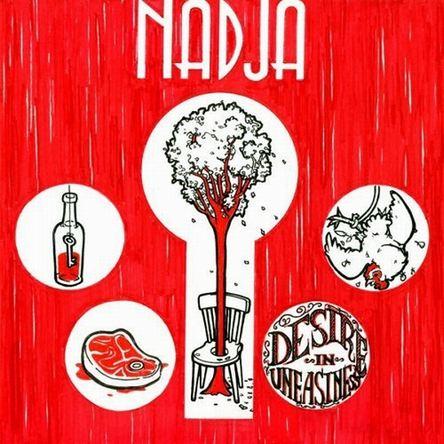 Nadja - Desire in Uneasiness
