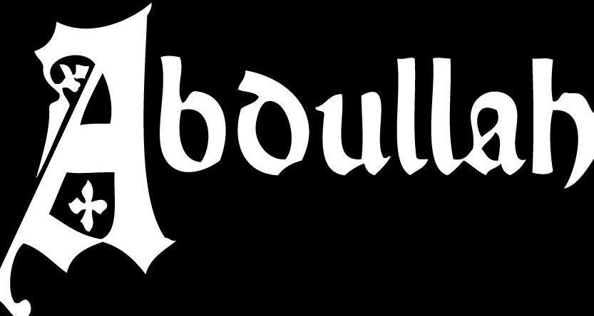 Abdullah - Logo