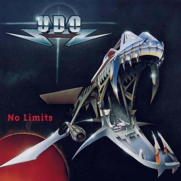 U.D.O. — No Limits (1998)