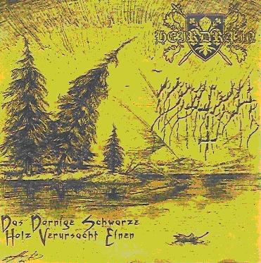 Moloch / Heirdrain - Das dornige schwarze Holz verursacht einen Schmerz