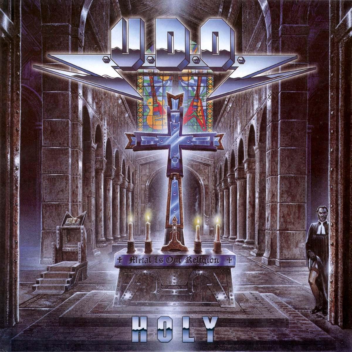U.D.O. — Holy (1999)