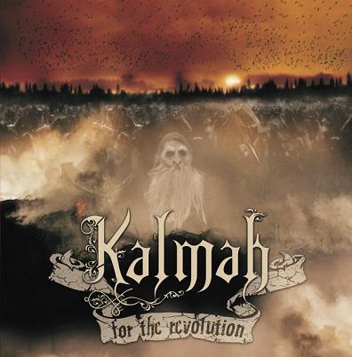 For the Revolution cover (Click to see larger picture)